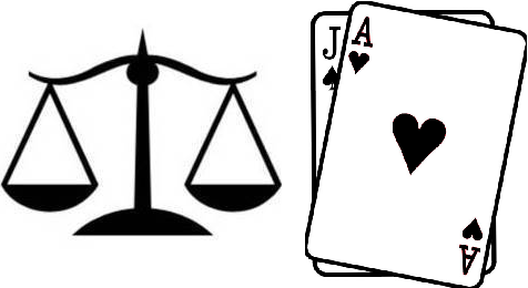 Korttien laskeminen blackjack -pelissä